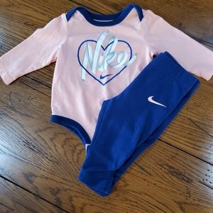 Baby girl Nike outfit Bundle and save